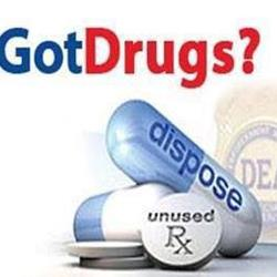 DEA Drug Take Back Program