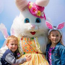 The Easter Bunny is Coming to Fort Wright