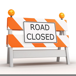 Rivard Drive Temporary Closure