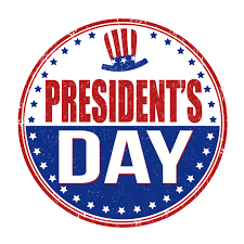 President's Day - City Offices Closed