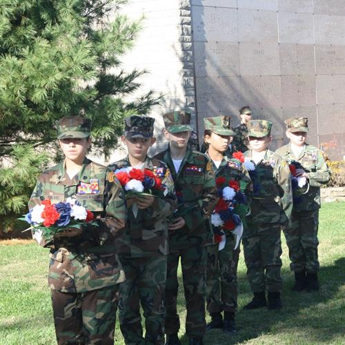 Click to view album: Northern Kentucky Veterans Day Observance - November 6, 2016
