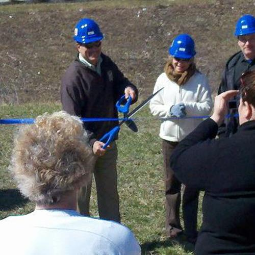 Click to view album: Izzy's Ground Breaking Day - April, 2 2013