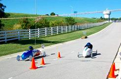 Click to view album: Hope Box Derby - September 12, 2009