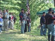 Click to view album: Civil War Museum Dedication - August 20 & 21, 2005