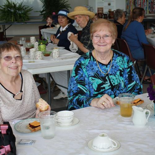 Click to view album: James A. Ramage civil War Museum Afternoon Tea Party - May 11, 2019
