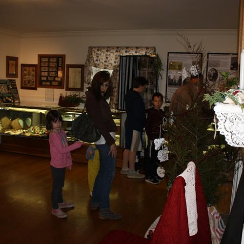 Click to view album: Civil War Christmas at the James A. Ramage Civil War Museum - December 8, 2019
